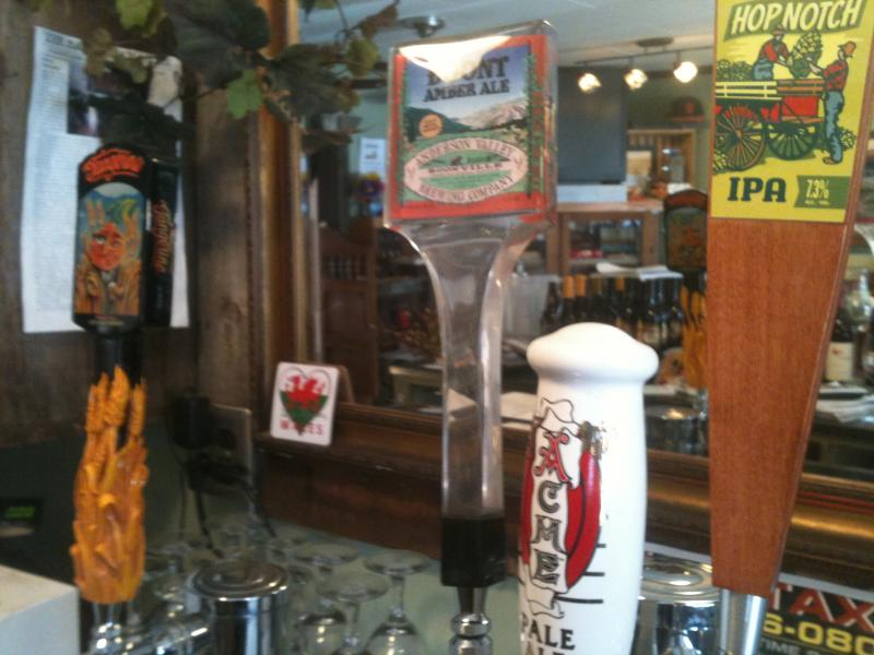 CRAFT Beers on TAP and in the Bottles